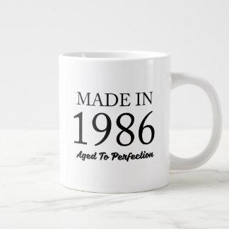 Made In 1986 Large Coffee Mug