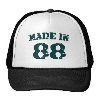 Made In 1988 Cap