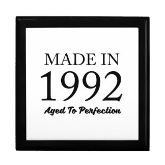 Made In 1992 Gift Box