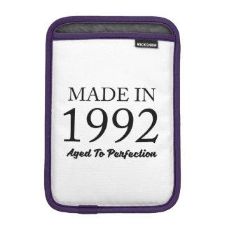 Made In 1992 iPad Mini Sleeve