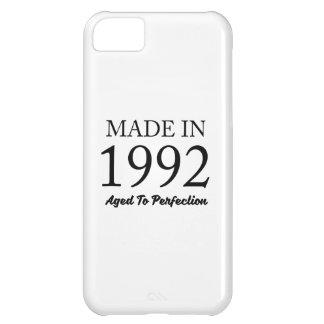 Made In 1992 iPhone 5C Case