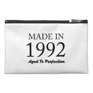 Made In 1992 Travel Accessory Bag
