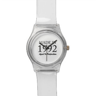 Made In 1992 Watch
