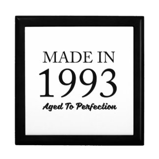 Made In 1993 Gift Box