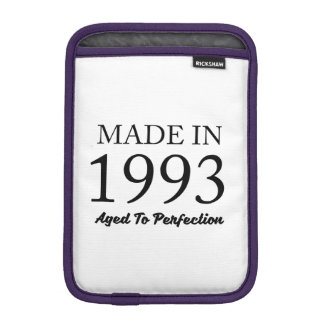 Made In 1993 iPad Mini Sleeve