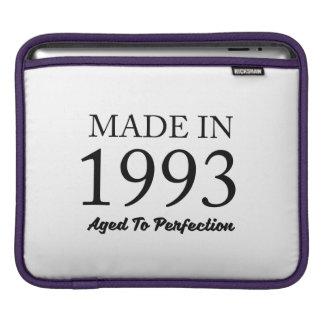 Made In 1993 iPad Sleeve