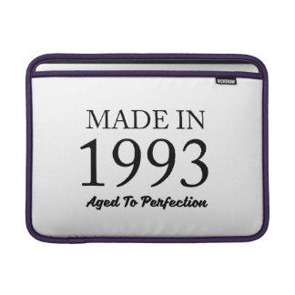 Made In 1993 MacBook Sleeves