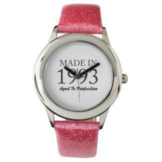 Made In 1993 Watch