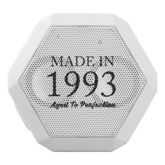 Made In 1993 White Bluetooth Speaker