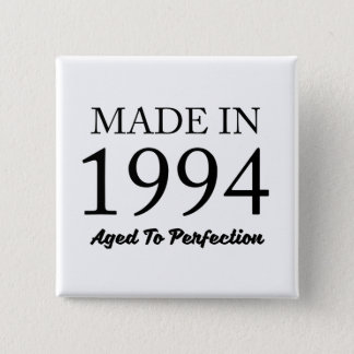 Made In 1994 15 Cm Square Badge