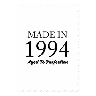 Made In 1994 Card