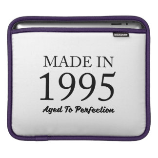 Made In 1995 iPad Sleeve