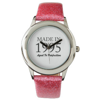 Made In 1995 Watch