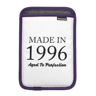 Made In 1996 iPad Mini Sleeve