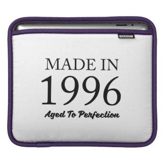 Made In 1996 iPad Sleeve