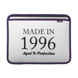 Made In 1996 Sleeve For MacBook Air