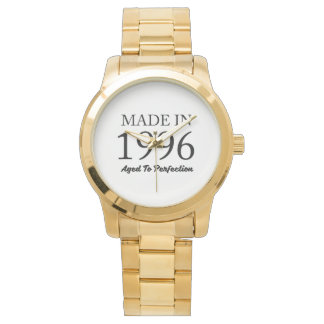 Made In 1996 Watch