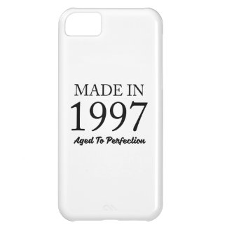 Made In 1997 iPhone 5C Case
