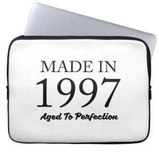 Made In 1997 Laptop Sleeve