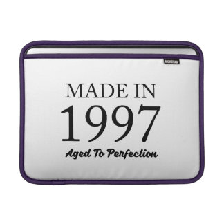 Made In 1997 Sleeve For MacBook Air