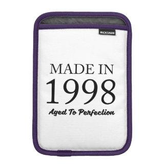 Made In 1998 iPad Mini Sleeve