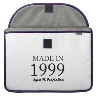 Made In 1999 Sleeve For MacBook Pro