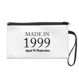 Made In 1999 Wristlet
