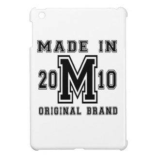 MADE IN 2010 ORIGINAL BRAND BIRTHDAY DESIGNS COVER FOR THE iPad MINI