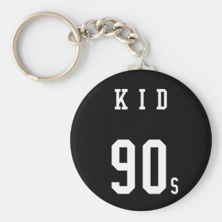 Made in 90s Kid Key Ring