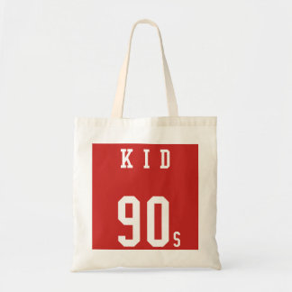 Made in 90s Kid Tote Bag