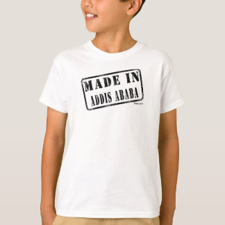 Made in Addis Ababa T-Shirt