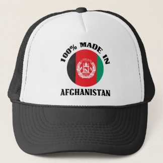 Made In Afghanistan Trucker Hat