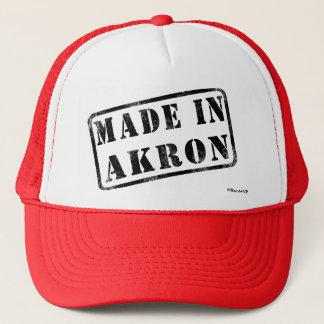 Made in Akron Trucker Hat
