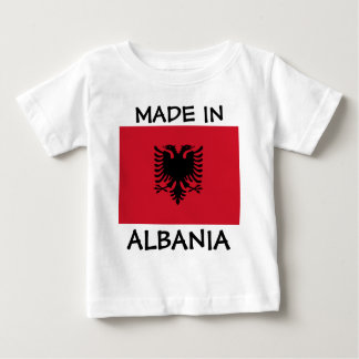 Made in Albania Baby T-Shirt