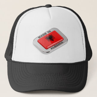 Made in Albania Trucker Hat