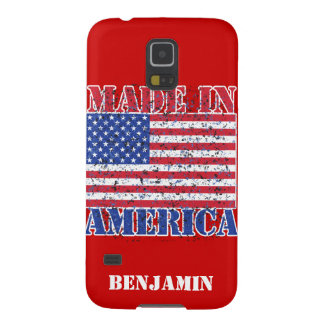 Made in America Cases For Galaxy S5