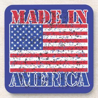 Made in America Coaster