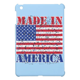 Made in America Cover For The iPad Mini