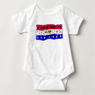 Made in America Infant Creeper
