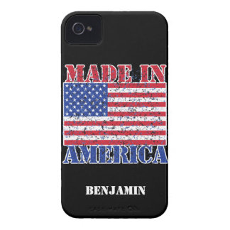 Made in America iPhone 4 Cover