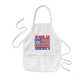 Made in America Kids Apron