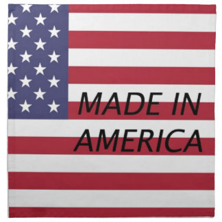 Made in America Napkin
