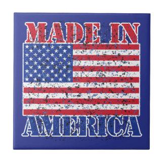 Made in America Tile