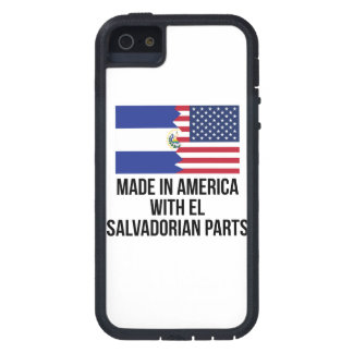 Made In America With El Salvadorian Parts iPhone 5 Covers