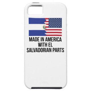 Made In America With El Salvadorian Parts Tough iPhone 5 Case