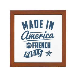 Made In America With French Parts Pencil/Pen Holder