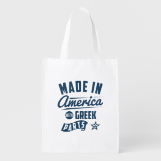 Made In America With Greek Parts