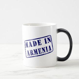 Made in Armenia Magic Mug