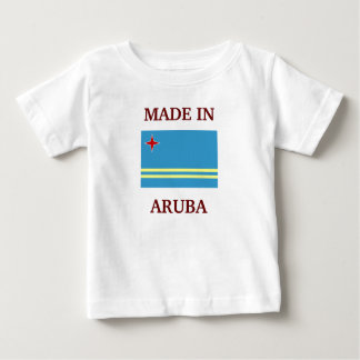 Made in Aruba Baby T-Shirt
