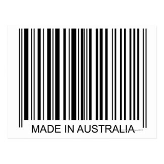 Made in Australia Postcard
